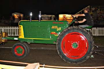 Old Skool Tractors