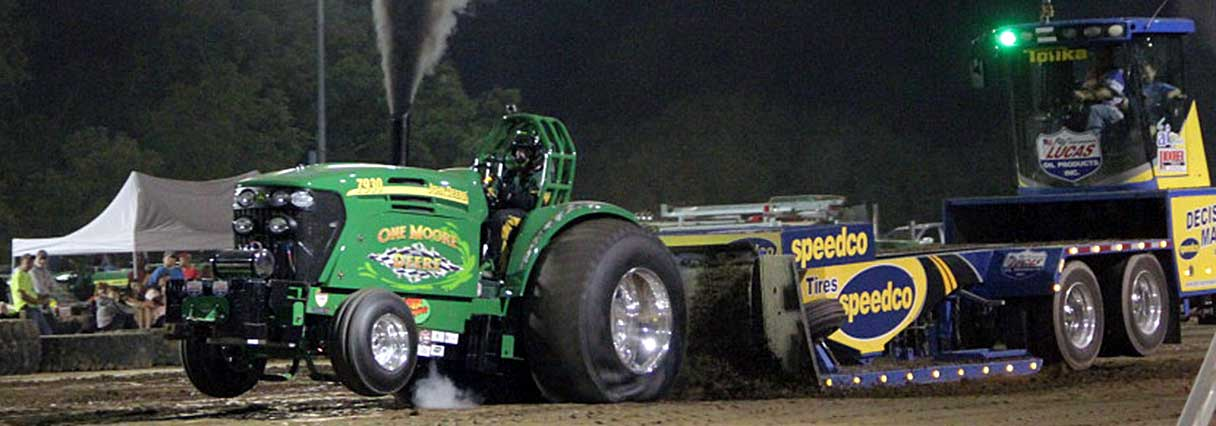 Illiana Pullers Association – Tractor Pulling Association Illinois Indiana